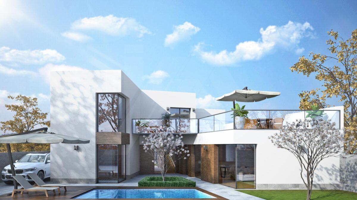 Villa in San Pedro del Pinatar 13023-020