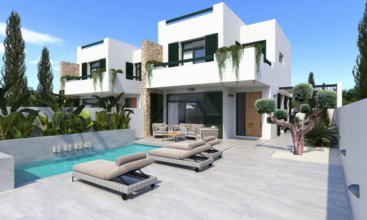 Villa i Daya Nueva 13061-020