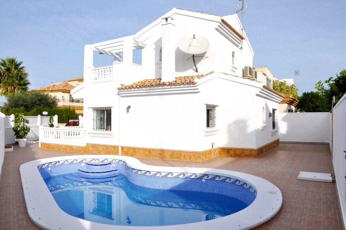 Villa i Santiago de la Ribera 23098-040
