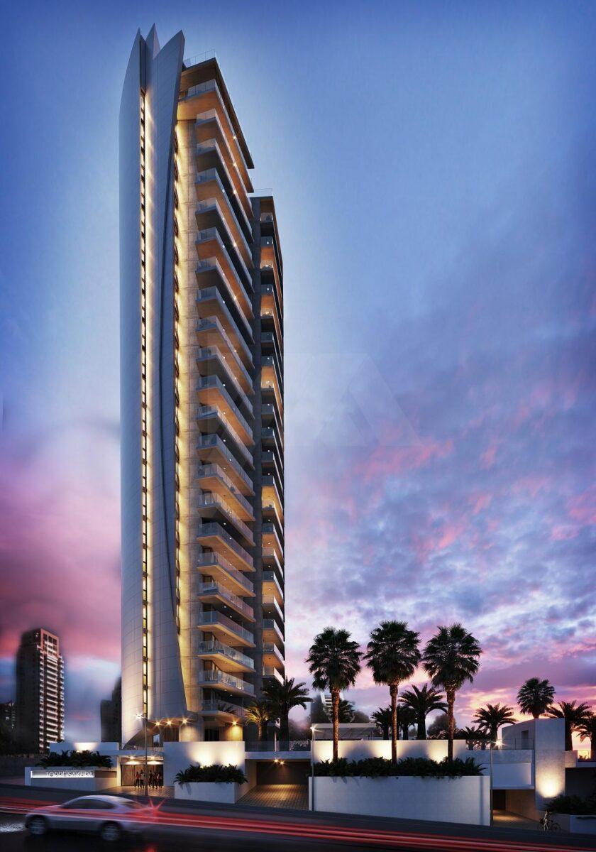 Lägenhet i Benidorm 11084-070