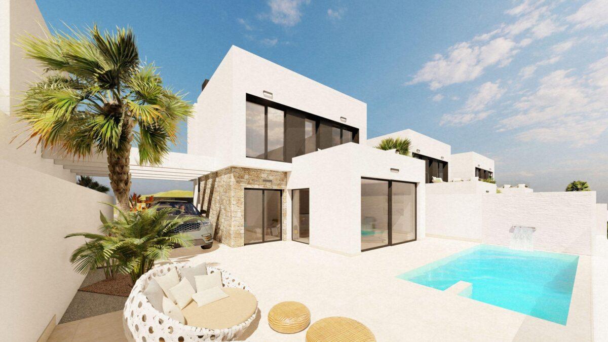 Villa i Águilas 13128-020