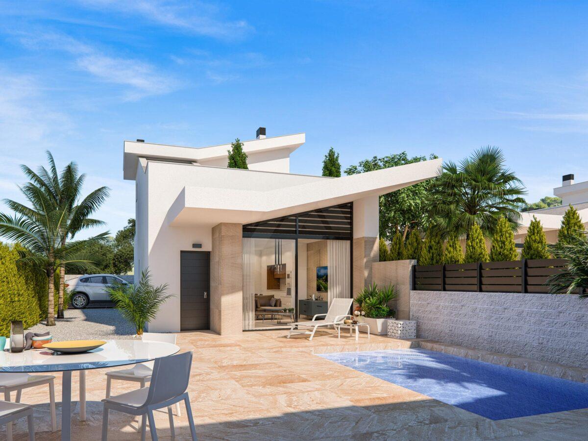 Villa in Benijófar 23022-010