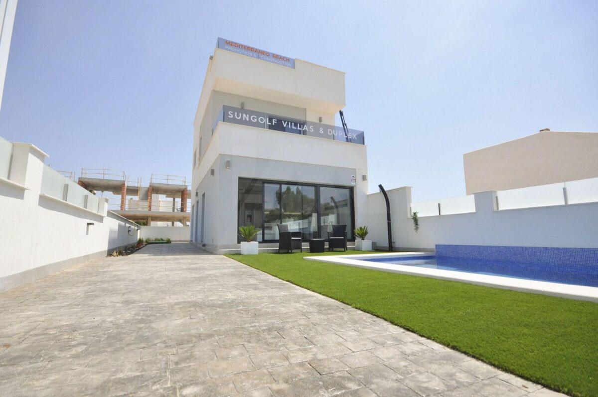 Villa in Pilar de la Horadada MDBSGV2