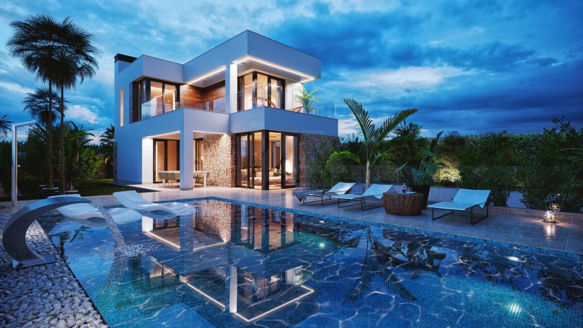 Villa in Finestrat PCOFHV3