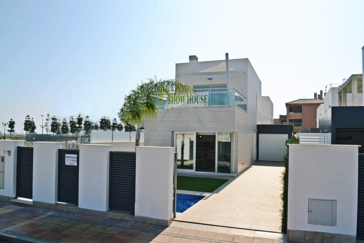 Villa in Los Alcazares PCOSVG3