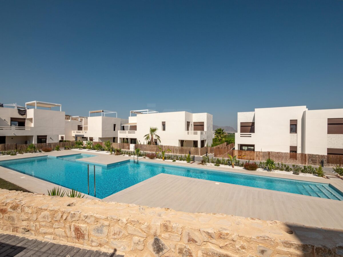 Apartment Bungalow in La Finca Golf PATLSL3