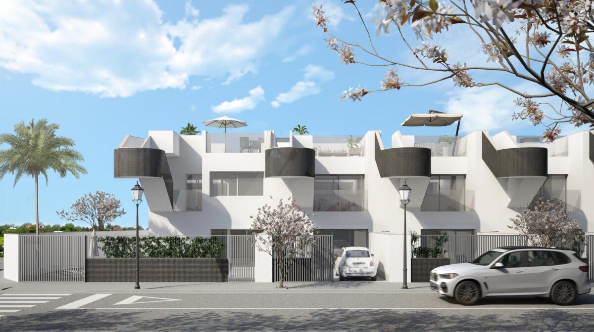 Row House in San Pedro del Pinatar PCOSHT3