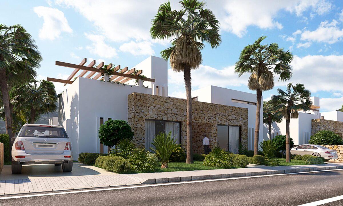 Row House in Monforte del Cid SIEAMB2