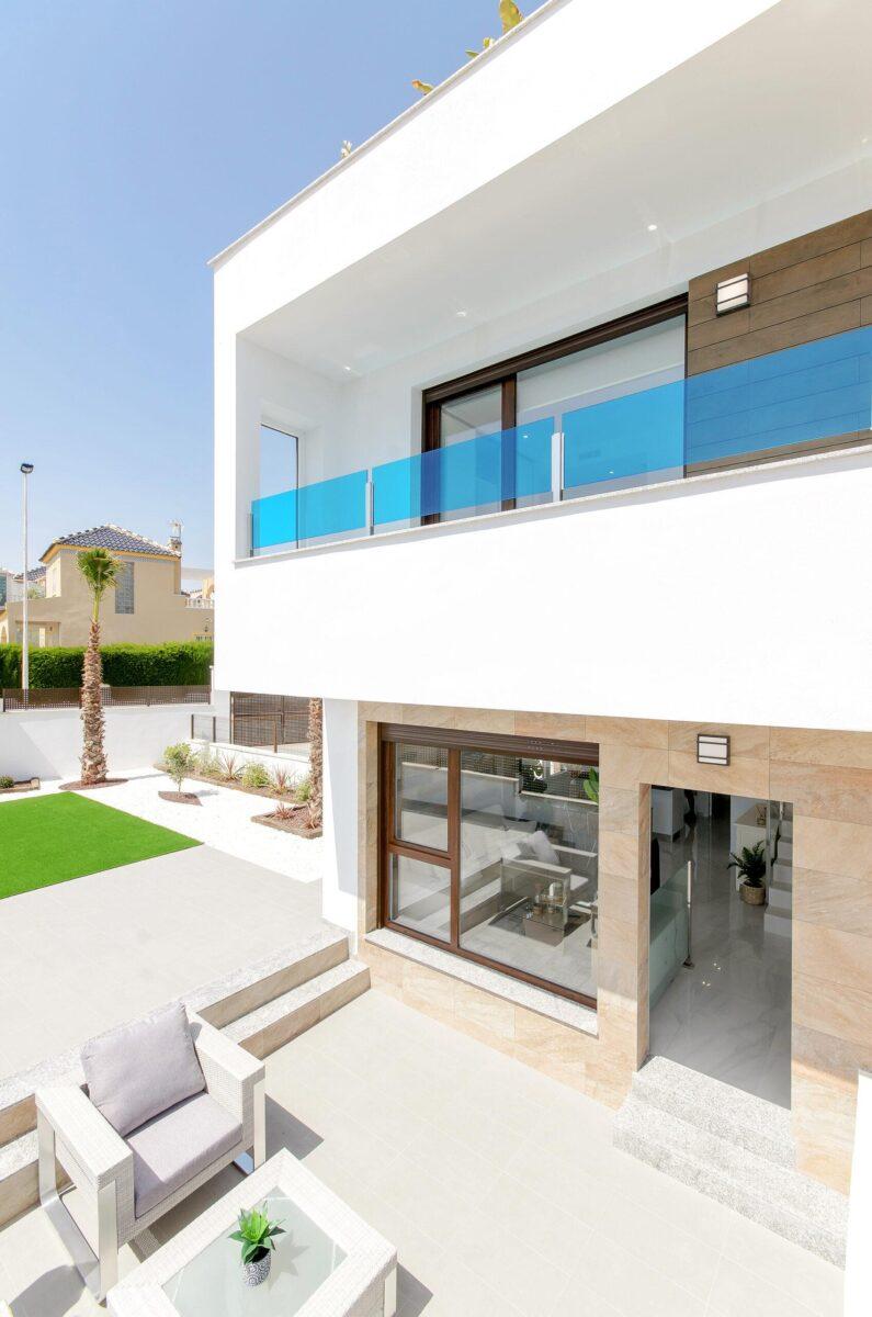Maison en rangée à Los Balcones SUNDBAL3