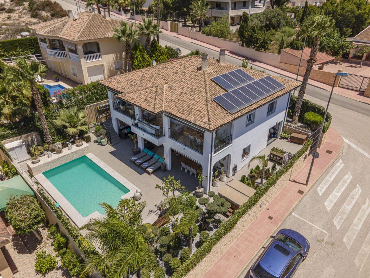 Villa à El Oasis San Fulgencio IPM123