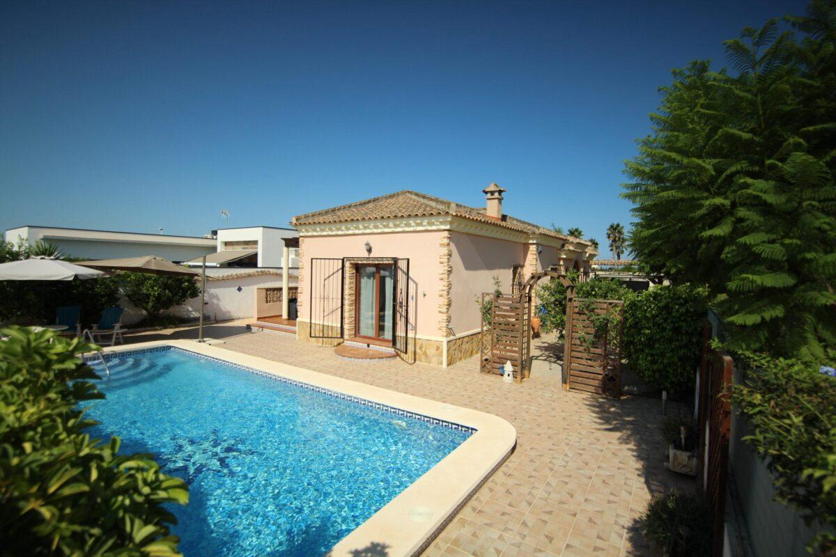 Villa à Fincas de la Vega Formentera del Segura IPM125