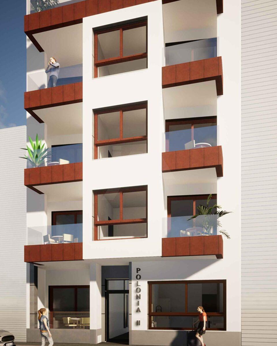 Appartement à la Mata AMYPOLA3