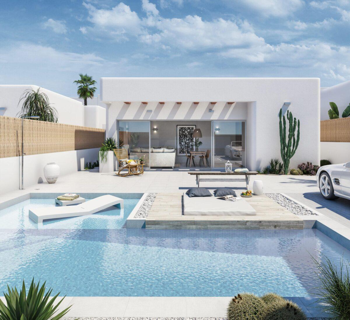 Villa à La Marina GVLVSAN3